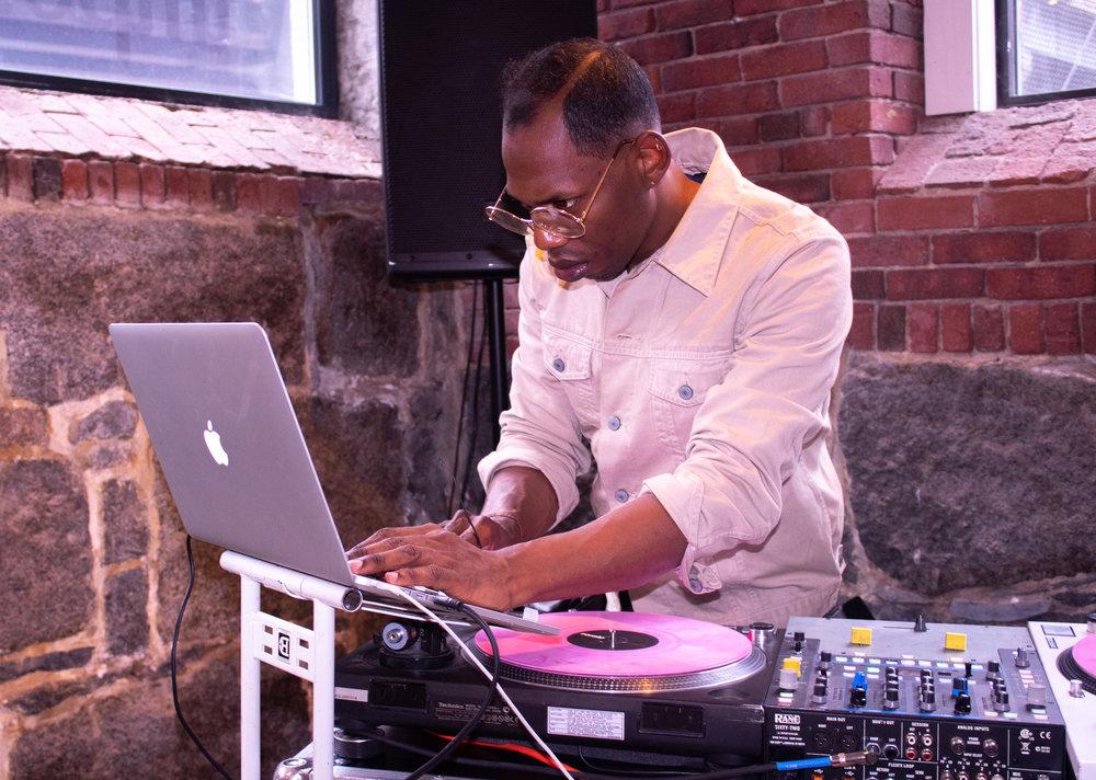 DJ Bobby Bangers on the 1s & 2s.