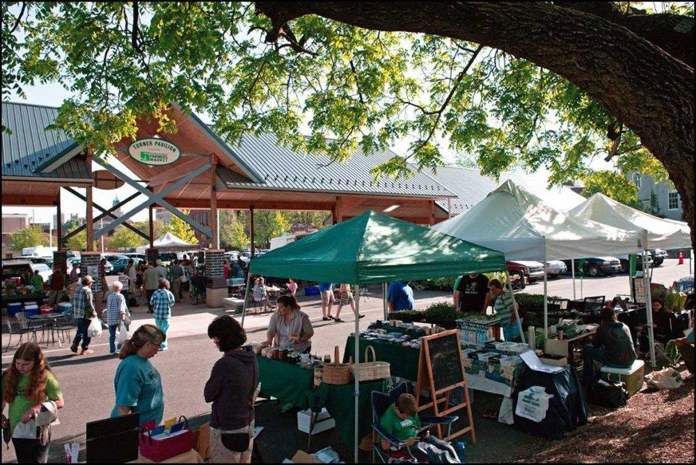 Farmer's Market Pavilion