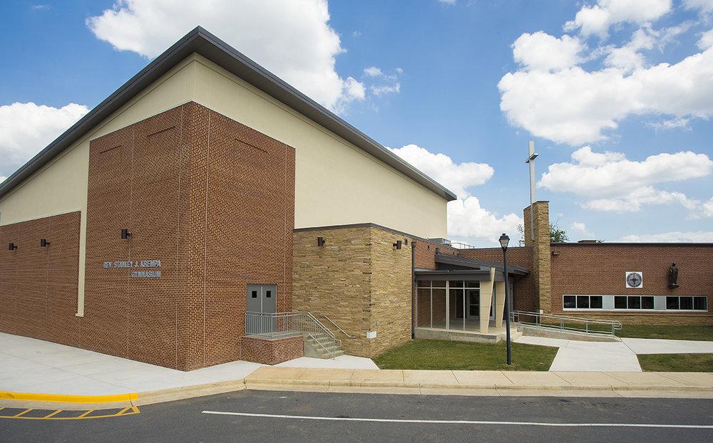 Sacred Heart Gymnasium