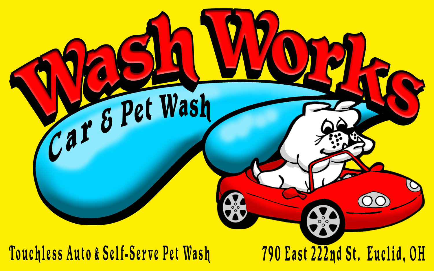 Wash Works Car & Pet Wash