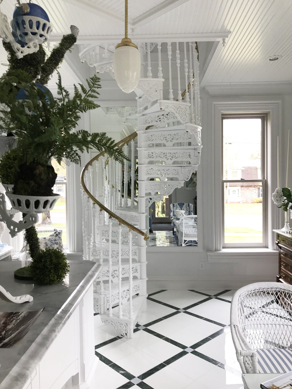 The Dramatic Staircases Are Evocative Of Times Gone By And Yet, Are Ideally  Suited To Contemporary Décor.