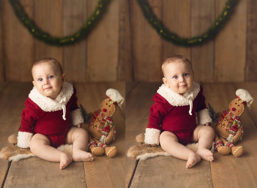 Recuzită foto și ținute pentru baby -