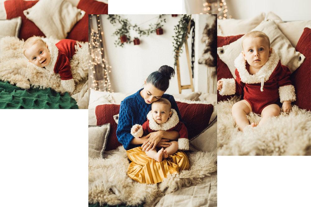 Fotografii baby dar și family -