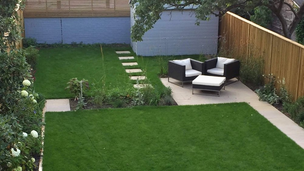 Garden Design - We provide a comprehensive garden design service, from an initial meeting right through to helping you choose a landscaper to build it, and monitoring landscaping work on site.
