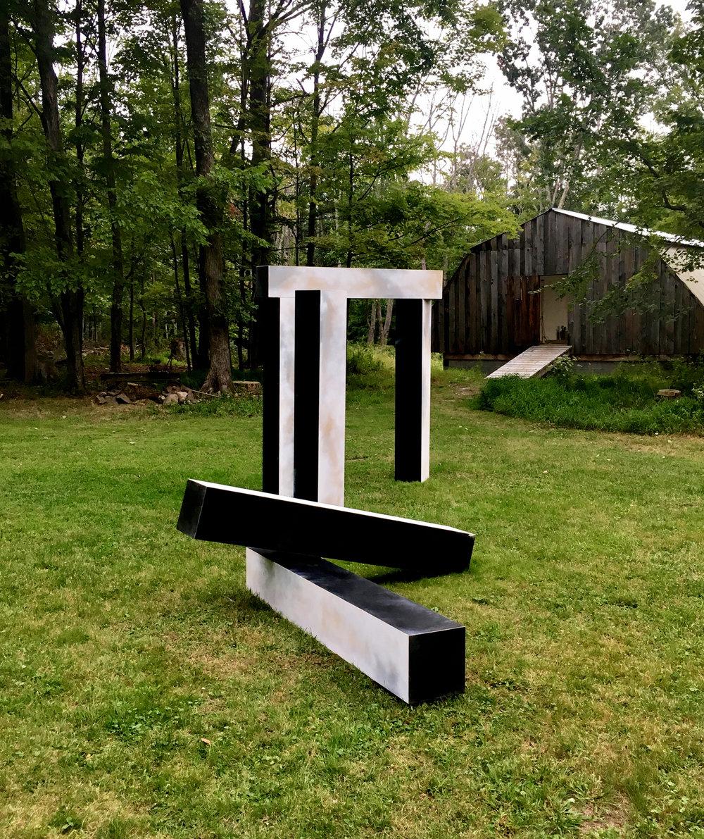 Leah Dixon Sculpture, STONELEAF RESIDENCY 2017