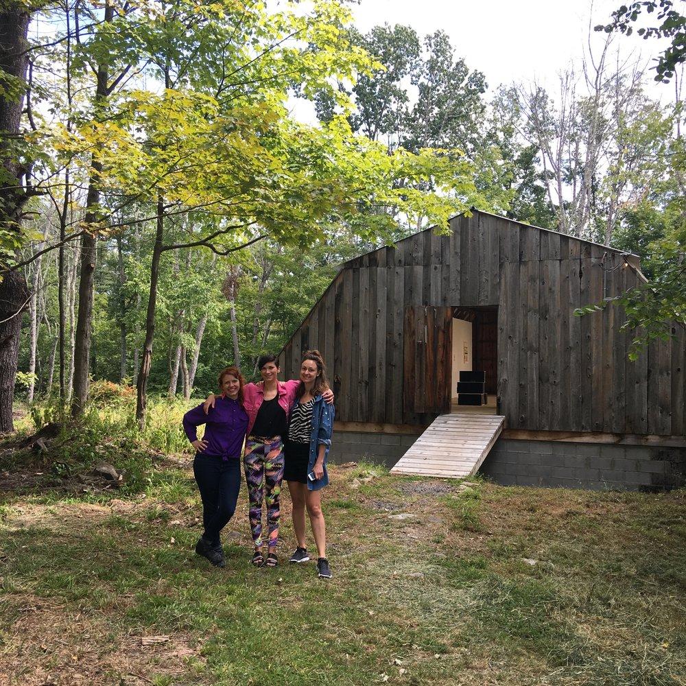 Macon Reed, Leah Dixon & Mia Taylor in 2017