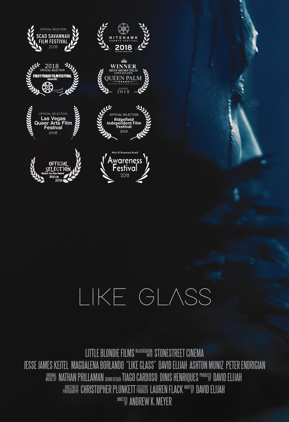 Like Glass Film Poster