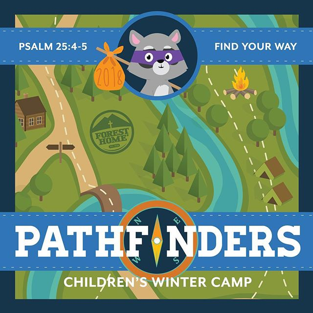 Children's Winter Camp//3rd-5th grade this February 9th-11th at Forest Home. You do not want to miss this! Sign up now at mvcchome.org/events #MVkidsWC2018