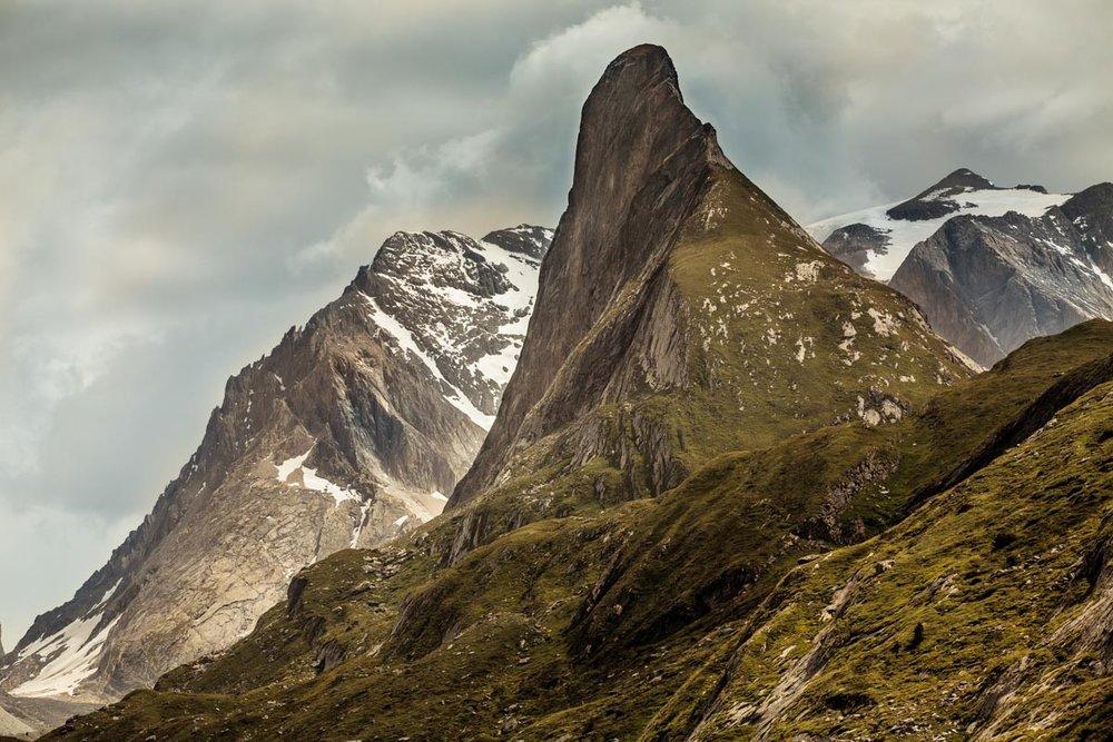 Paysage de montagne #4