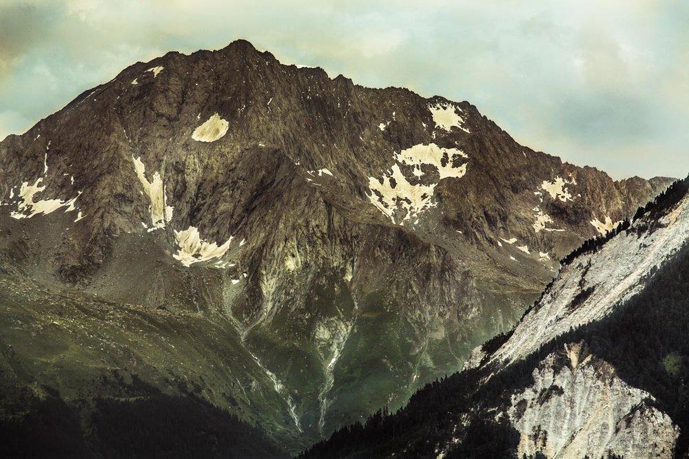 Paysage de montagne #8