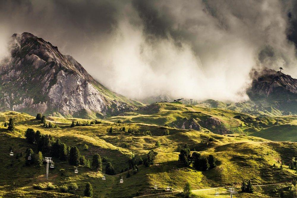 Paysage de montagne #10