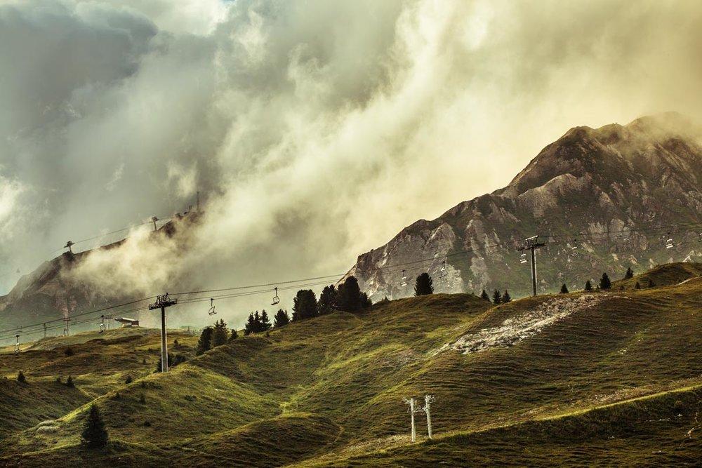 Paysage de montagne #11