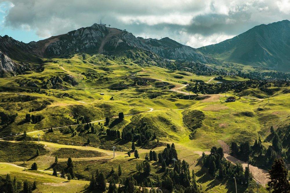Paysage de montagne #9