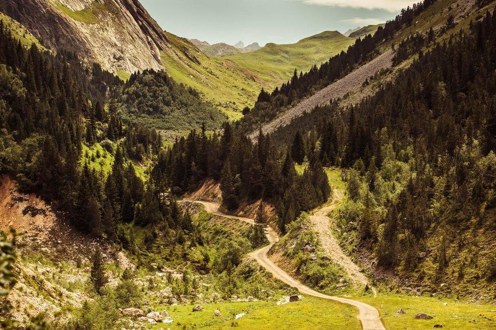 Paysage de montagne #12