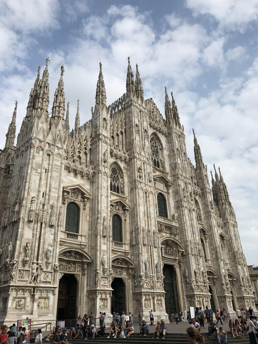 Duomo (incrível!)