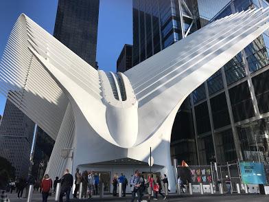 WTC - Path station