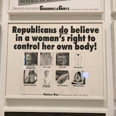 Guerrilla Girls no Whitney Museum