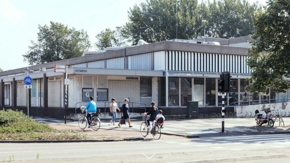Nieuwe toekomst oude postkantoor