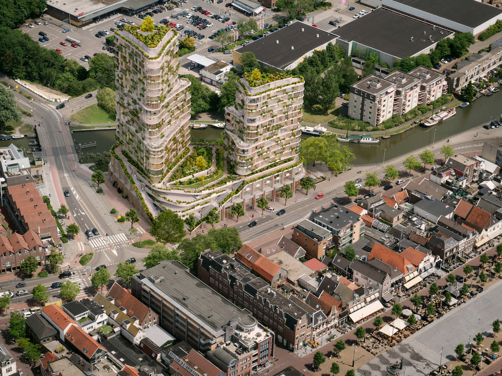 Amsterdam Projects Construction Page 38 Skyscrapercity