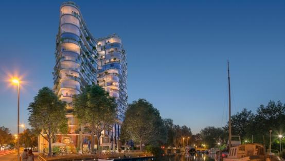 Purmerend kiest voor het plan van DOK Architecten -