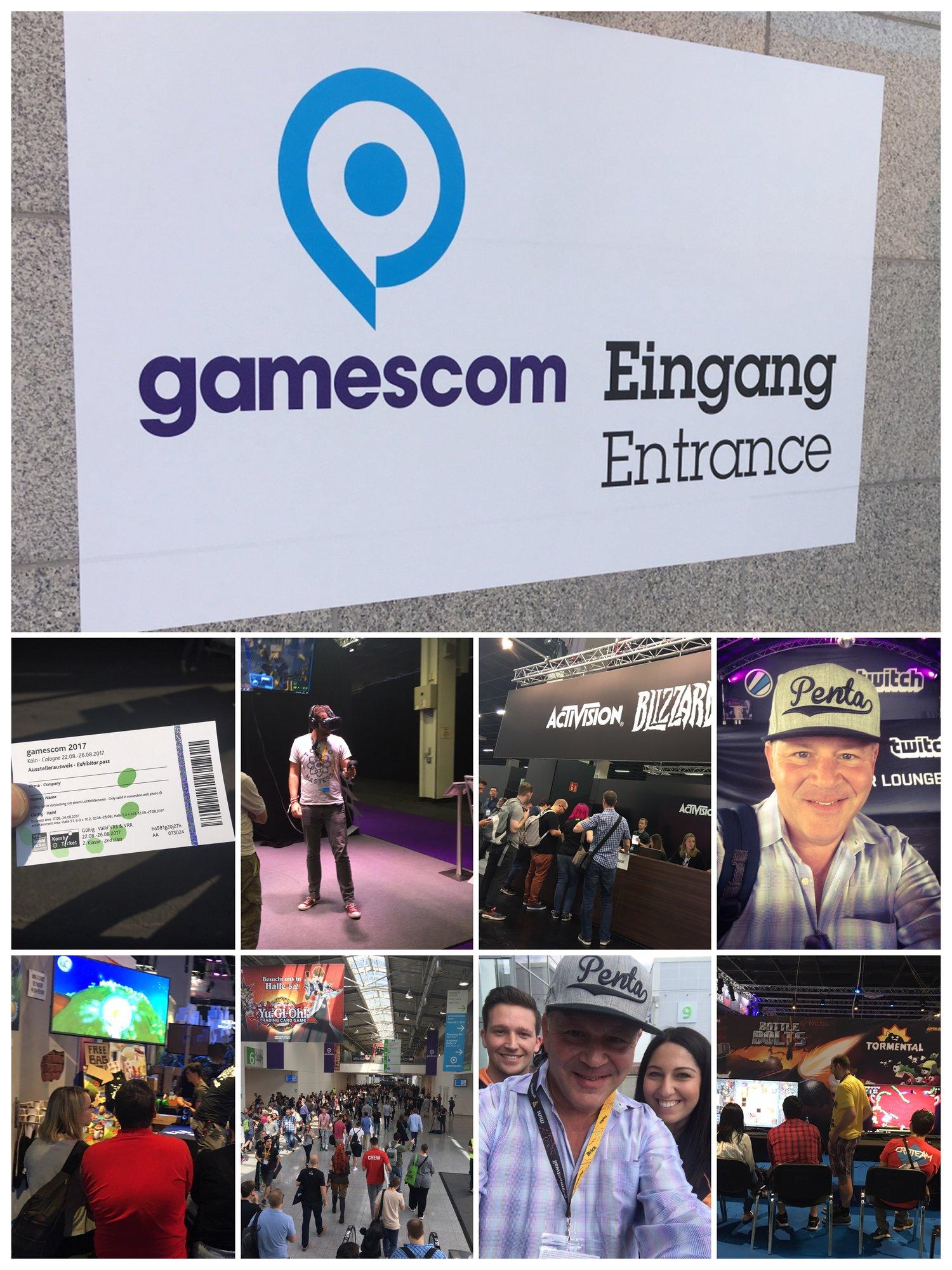 Recap Of Gamescom 2017 Cologne Germany Stephen A Crystal Esq