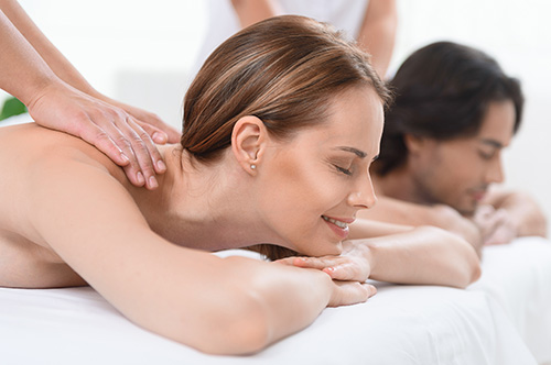 Couples Massage at LivingWell