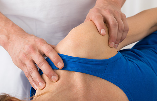 Sports Massage at LivingWell