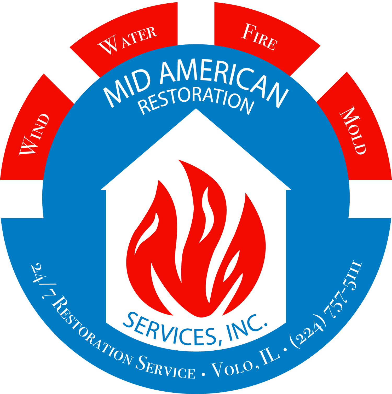 Mid American Restoration Services Inc.