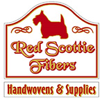 Red Scottie Fibers Logo