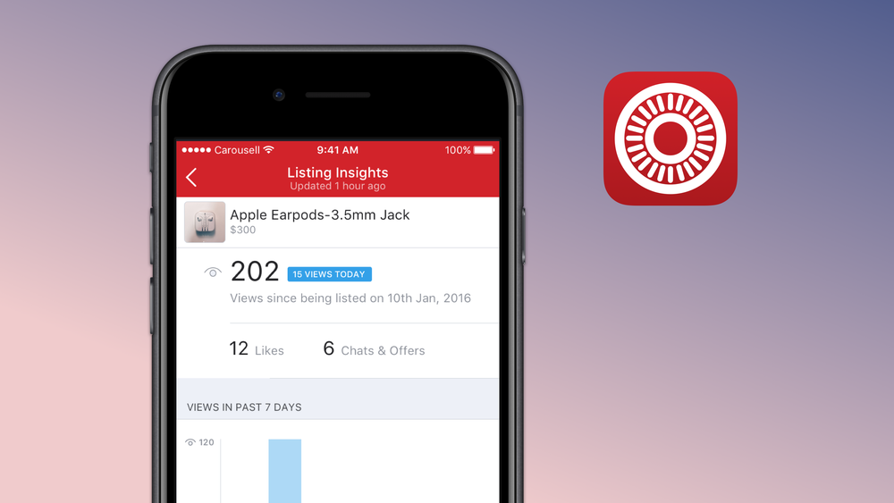 How is your Listing Performing? - Listing Insights for Carousellers