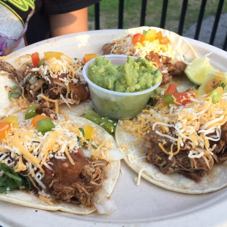 Dude Bro Tacos - Street Tacos