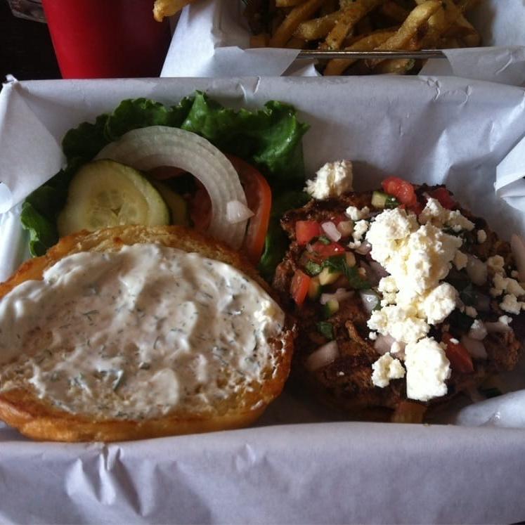 Park Burger Buggy - Burgers & Fries