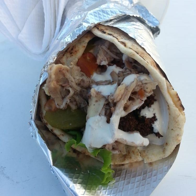 Baba's Falafel - Falafel & Shawarma