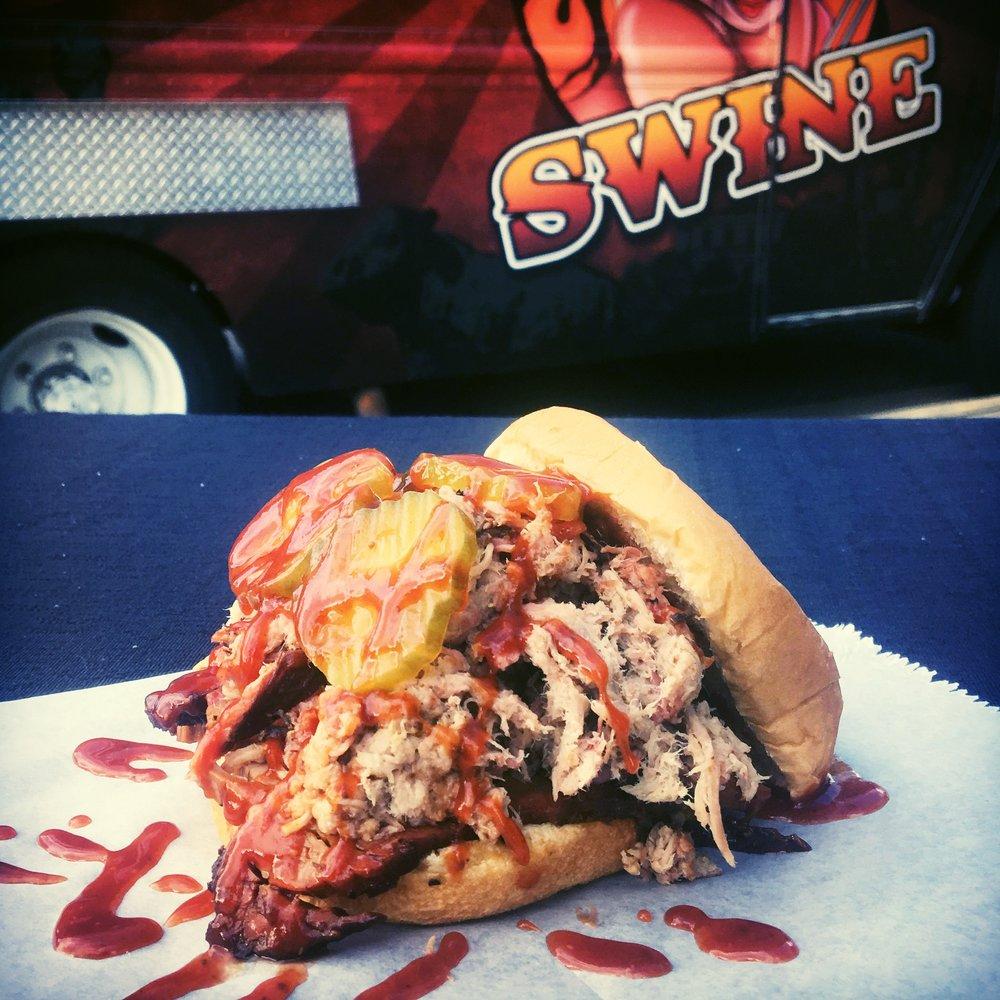 Seasoned Swine - Barbecue