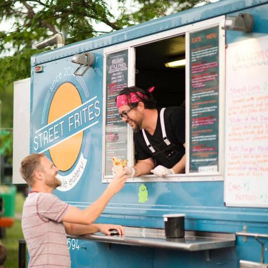 Street Frites Mobile Eatery - Globally-Inspired Street Food