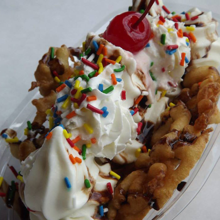 Funnels - Funnel Cakes & Creative Toppings