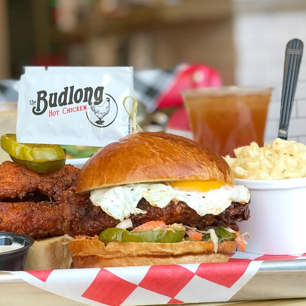 The Budlong Hot Chicken - Nashville-Style Hot Chicken