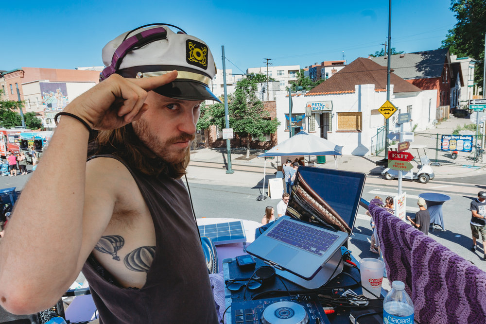 DJ BOOTHS - Throughout the event, DJ Nothing Matters will be treating your ears to more tunes!
