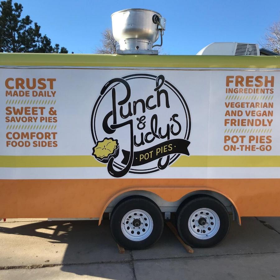 Punch & Judy's Pot Pies - Pot Pies & Comfort Food Sides