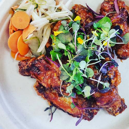 Cirque Kithen - Worls Street Food