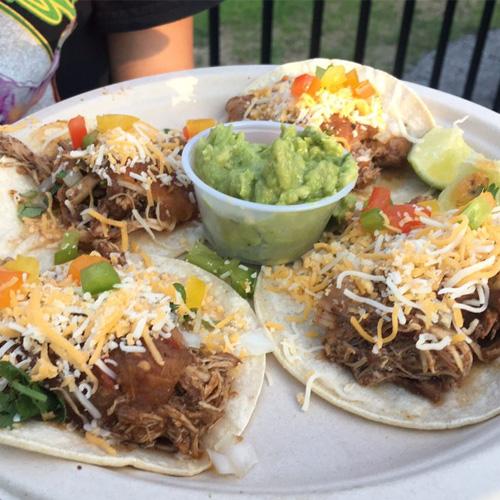 Dude Bro Taco - Street Tacos