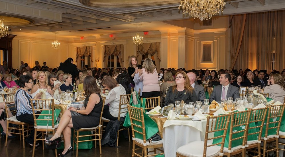 $146,856 - That's the total the St. Baldrick's Ladies Night 2018 raised for the St. Baldrick's Foundation. What an an impressive event! We welcomed 600 women to The Inn at New Hyde Park, for a memorable night.