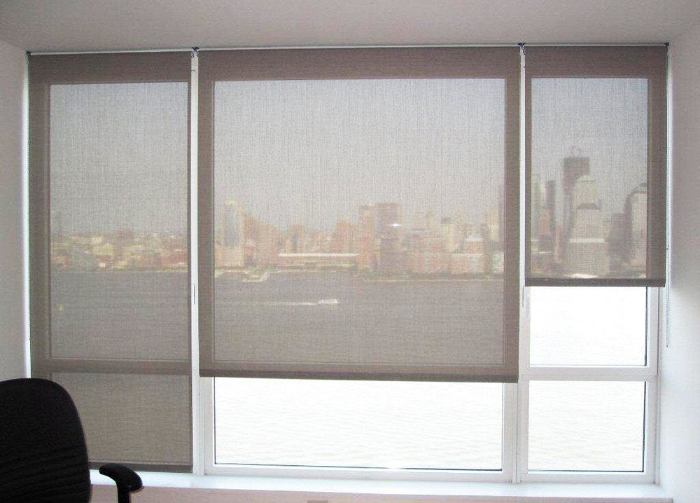Roller Shades Laura S Draperies And Blinds