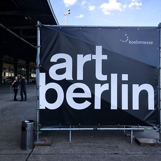 Throwback Thursday to one of our favorite cultural inspirations this summer.  @artberlinfair's 3rd edition featured a lot of established as well as upcoming talent in the contemporary art scene.  We are ready for more! 👊🏼 #tt #throwback #artberlin #digital #contemporary #art #culture #inspiration #motivation #action #trends #mrwolf #consulting #berlin