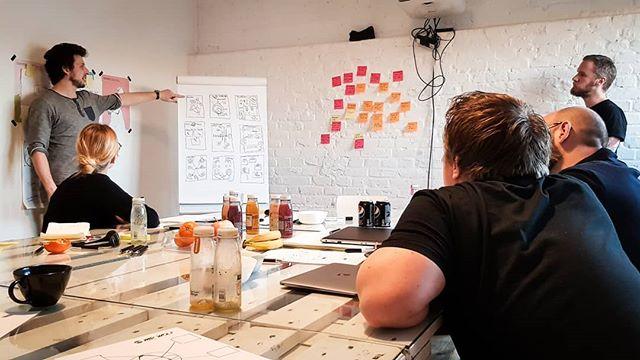 Something was cooking on Friday!  Seid gespannt auf Neues von MR WOLF und den Komplexitätern 🔧  #collaboration #consulting #marketing #strategy #meeting #brainfood #gehirnschmalz #komplexitäter