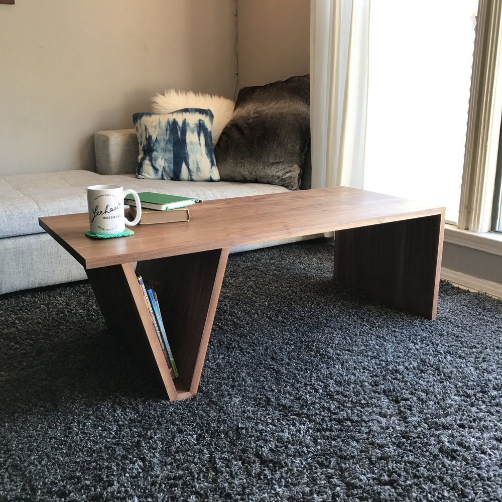 The Tyler Coffee Table