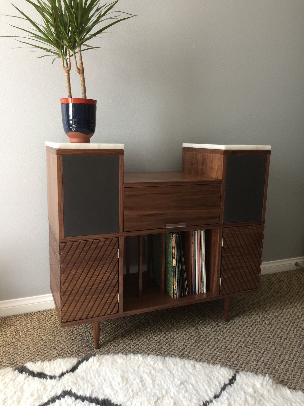 The Michael Scott Record Cabinet