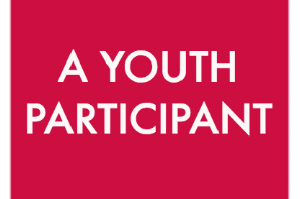A YOUTH PARTICIPANT  is a young person between the ages of 18 and 24 who has aged out of foster care and is ready to work with a personal team to achieve their dreams.