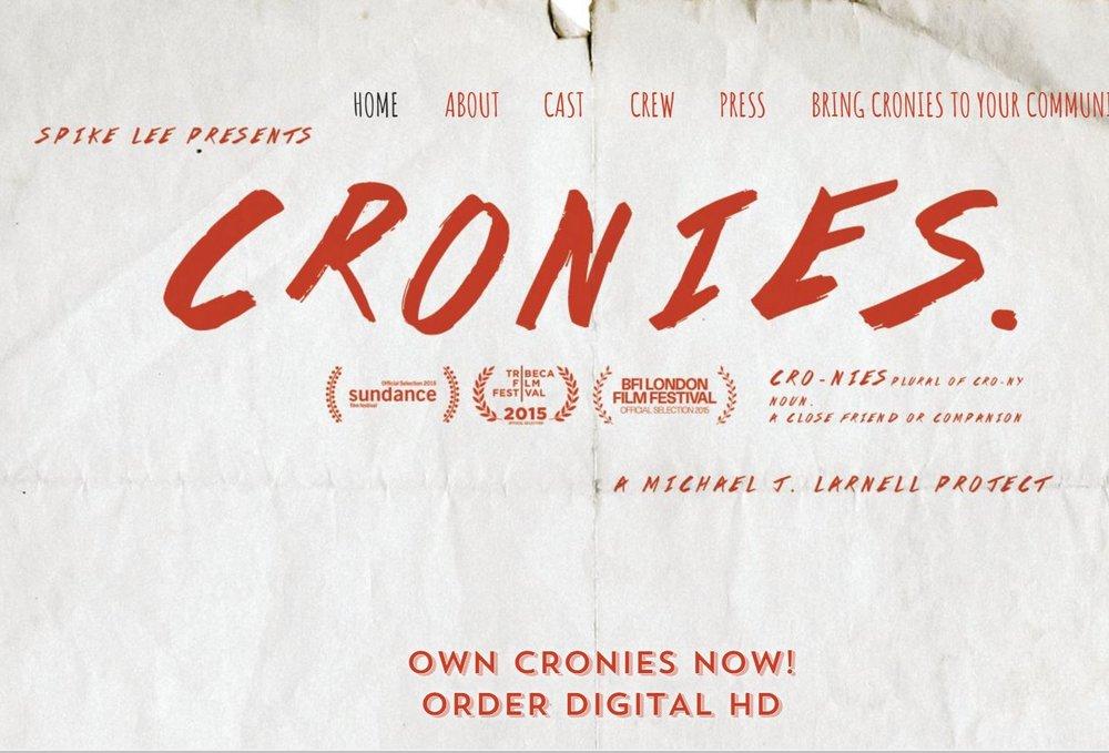 Spike Lee Presents Cronies