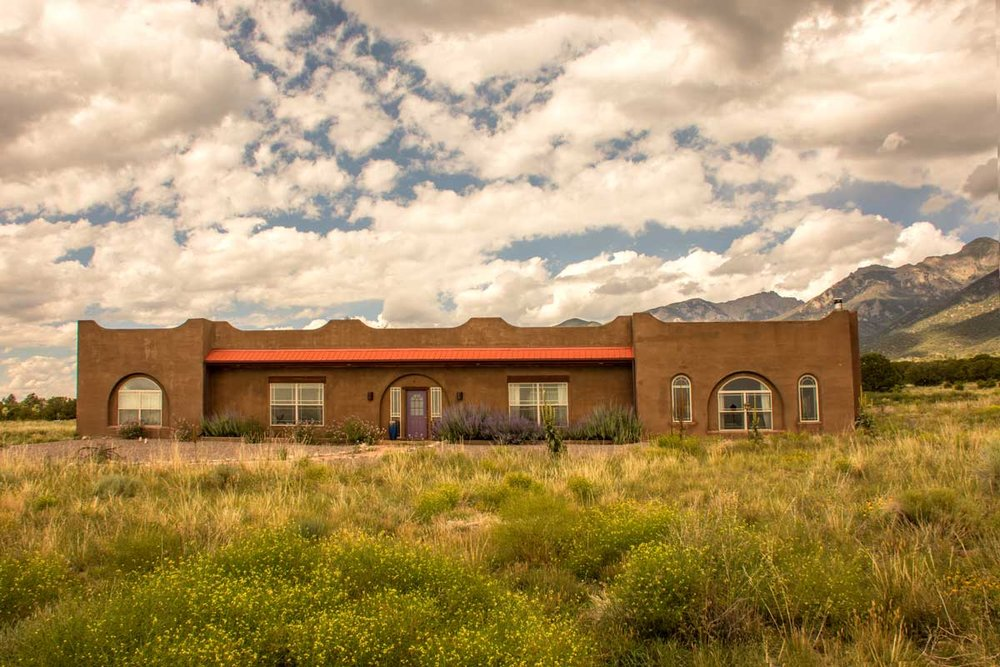 Clear Light Sangha House, Crestone, CO, USA, August 2017 Photo Paul Kemnitzer